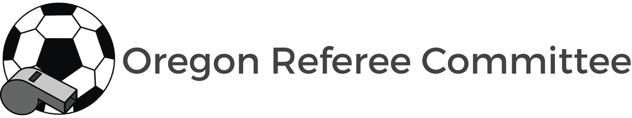 Oregon Referee Committee Logo